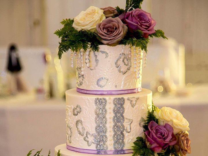 Tmx 1508710729317 Weddingwire8 Westport, Rhode Island wedding cake