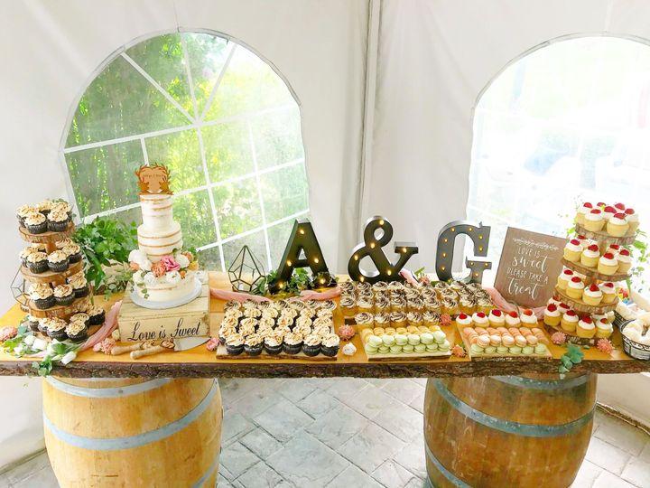 Tmx 1538701584 2a9cd6fbb601f01e 1538701582 E8ddb782315d99c2 1538701571279 2 IMG 4030 Westport, Rhode Island wedding cake
