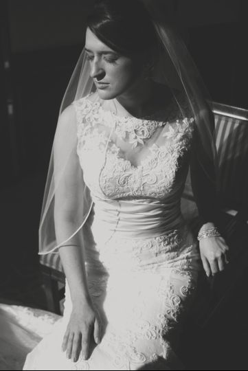 wedding 1bw
