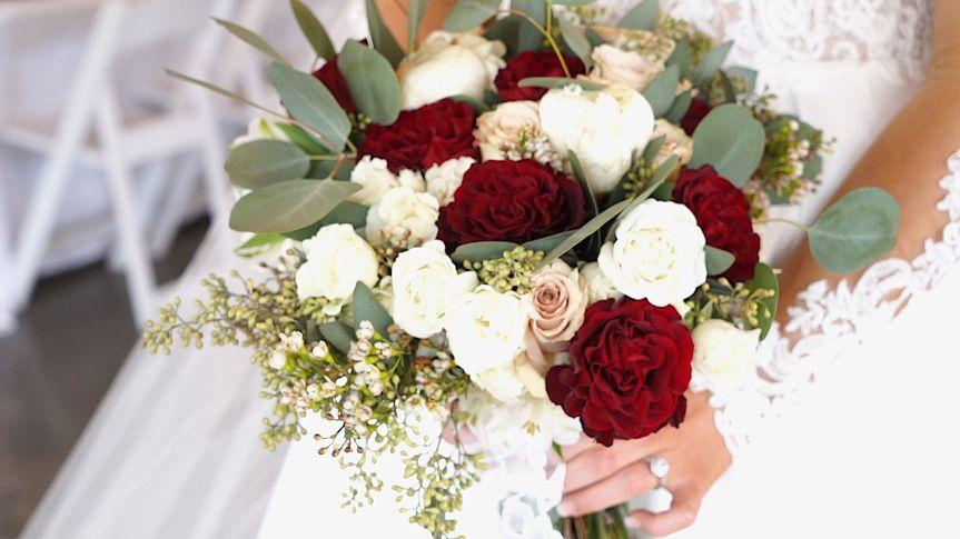The bridal bouquet - Justin Dixon Films
