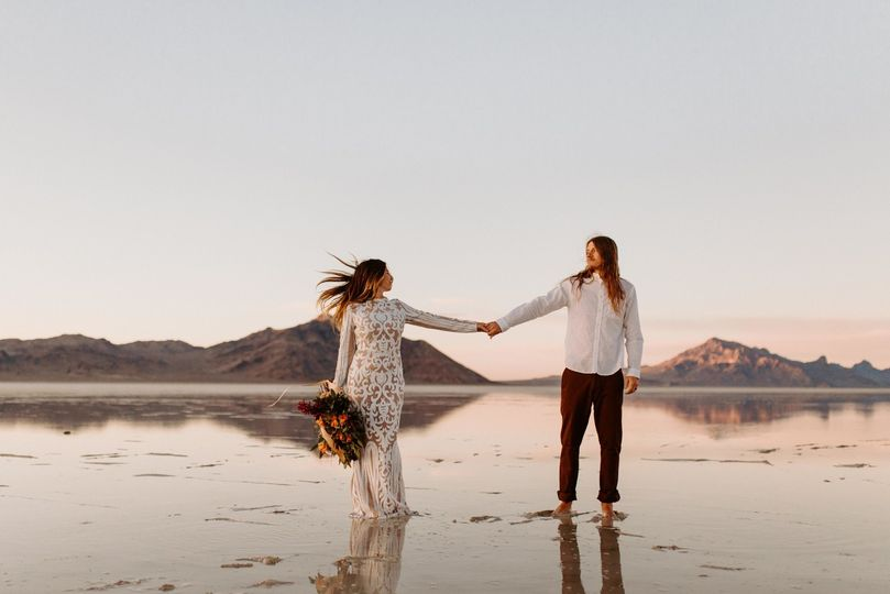 Annie Ritter-Jones Photography - Epic engagement session and location