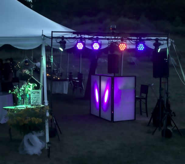DJ Set-Up 8/1/2020