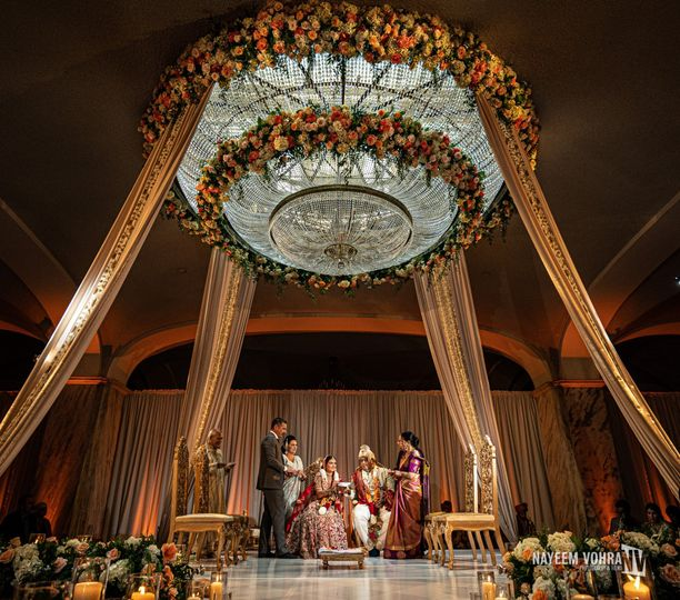 Indian wedding - Ritz Carlton