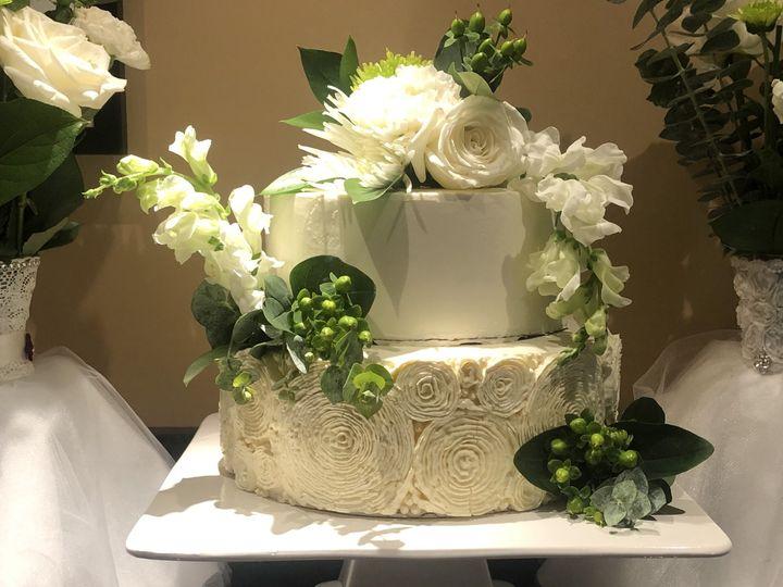 Tmx Img 1621knot 51 1916725 158268583145318 Toledo, OH wedding cake