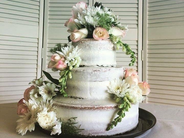 Tmx Img 9440knot 51 1916725 158268384313998 Toledo, OH wedding cake