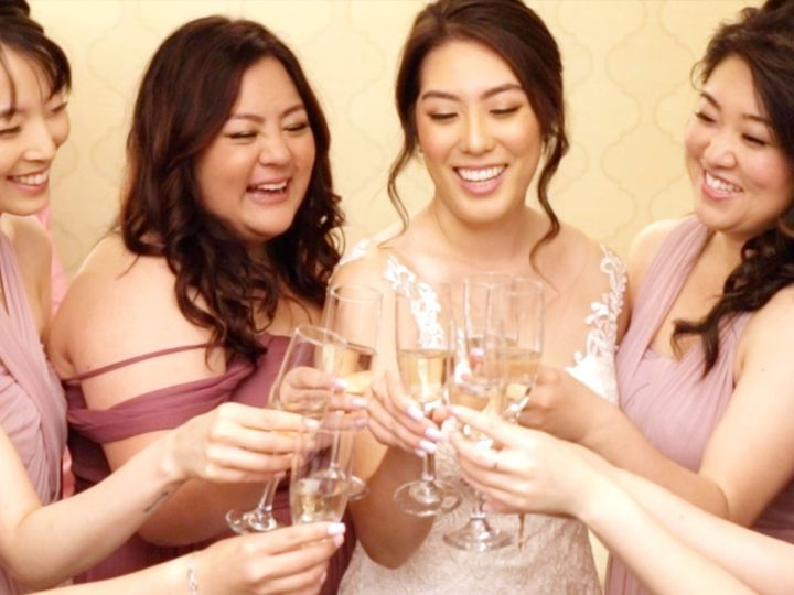 Tmx Girls Drinks 51 1046725 157677701624745 Riverside, CA wedding videography