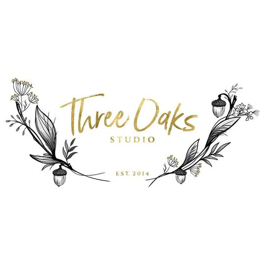 Three Oaks Studio Logo
