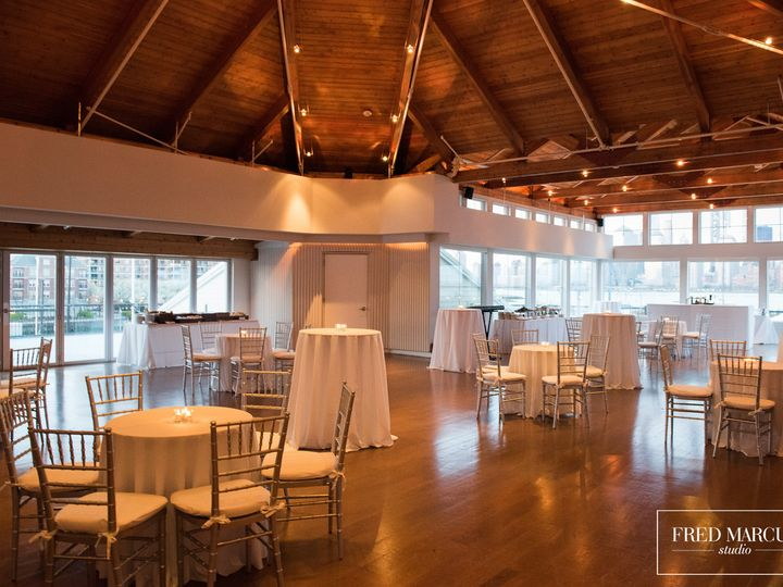 Tmx 3rd Floor Aviary Cocktail Hour 51 187725 Jersey City, New Jersey wedding venue
