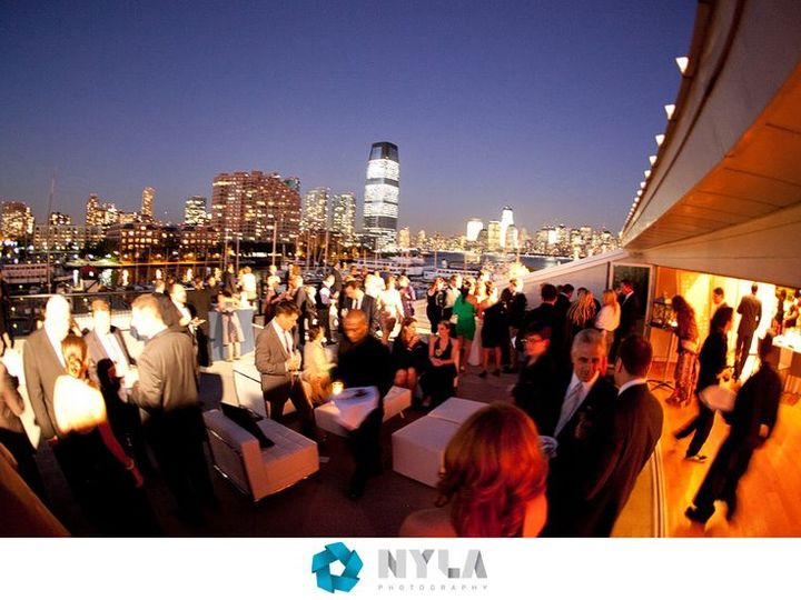 Tmx 3rd Floor Terrace Night 51 187725 Jersey City, New Jersey wedding venue