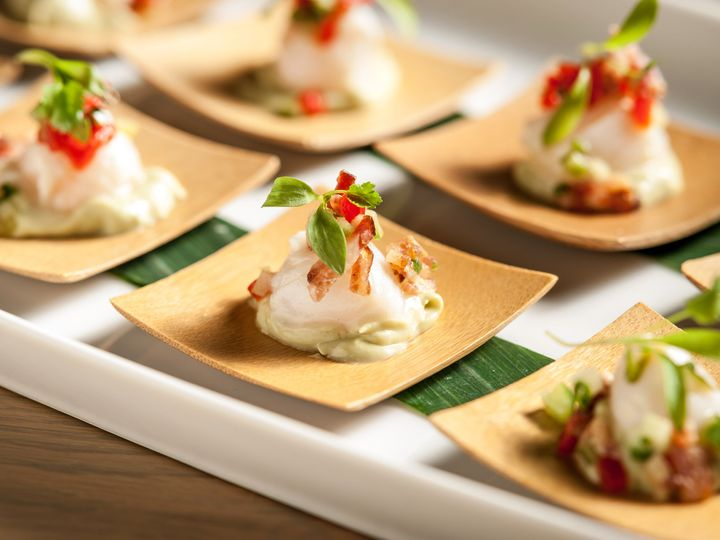 Tmx Scallop Ceviche 51 187725 Jersey City, New Jersey wedding venue