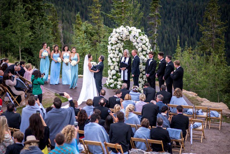 Aspen Mountain Ceremony