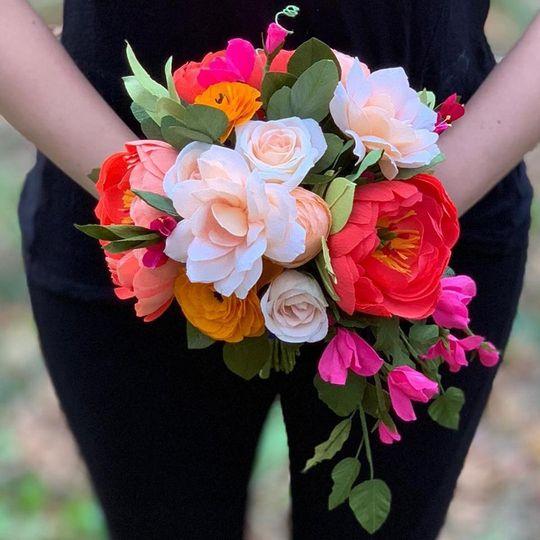Custom Bridal bouquets