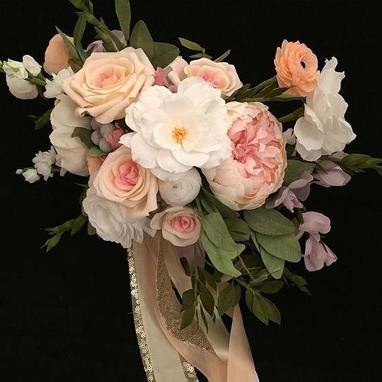 Custom paper bouquets