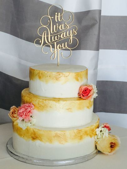 CAKE by Jessica Kelly - Wedding Cake - North Charleston, SC ...