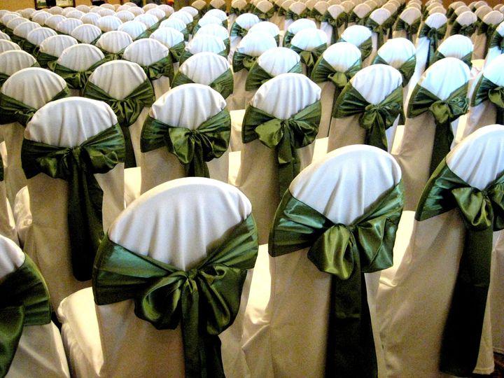 Tmx Chair Covers 51 1030825 Ashland, WI wedding rental