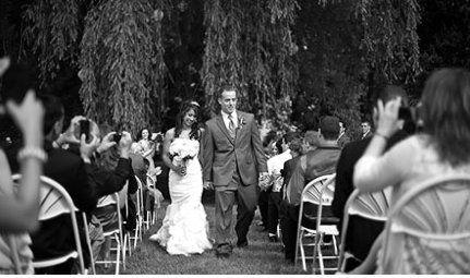 The newlyweds | Photos provided by Jeremy Hess Photography