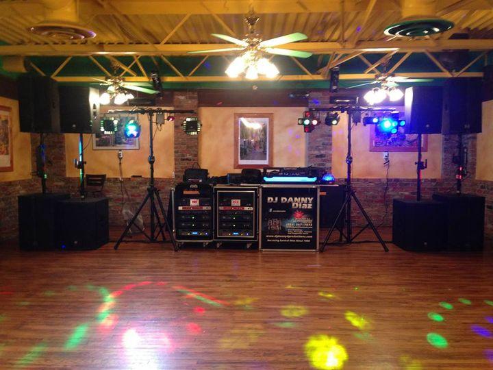 Double sound set up