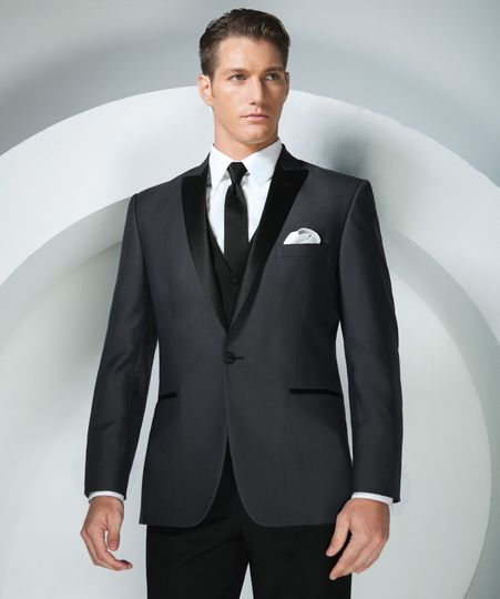 grey portofino with black pants