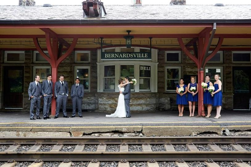 Our historic inn nestled in the quaint heart of Bernardsville offers many unique photo ops... like...