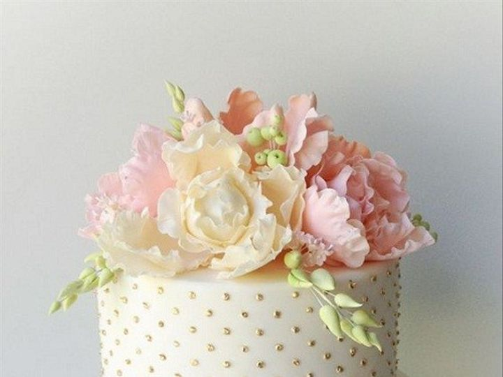 Tmx Elegant Mini Birthday Cake Images With Flower And Gold Designs 51 2825 1556808864 Bernardsville, NJ wedding venue