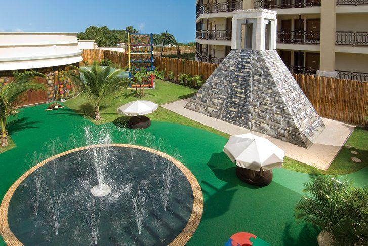 New Dreams Riviera Cancun Map - dream on