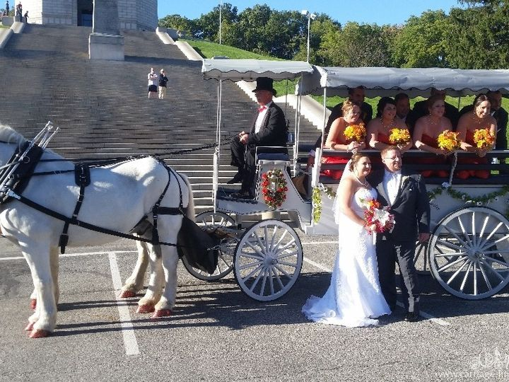 Tmx 1477283600512 Limousinecarriage056 Wellsville, Ohio wedding transportation
