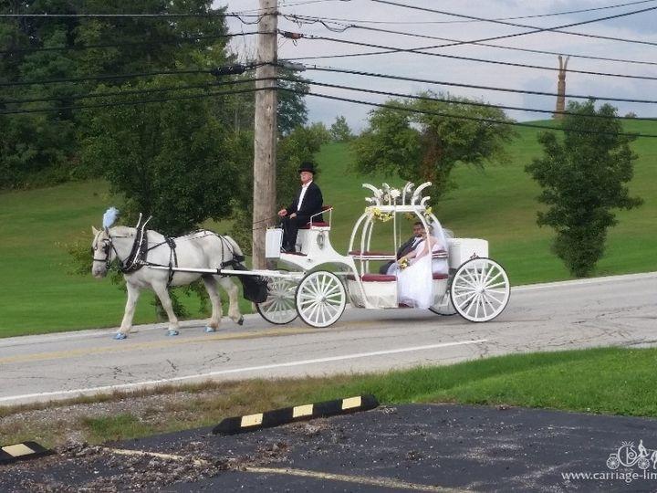 Tmx 1477284512132 Cinderellacarriage040 Wellsville, Ohio wedding transportation