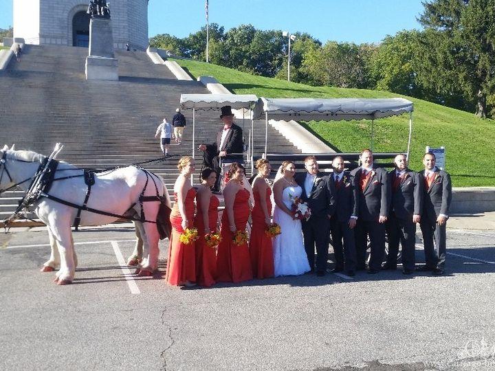 Tmx 1477284573215 Limousinecarriage053 Wellsville, OH wedding transportation
