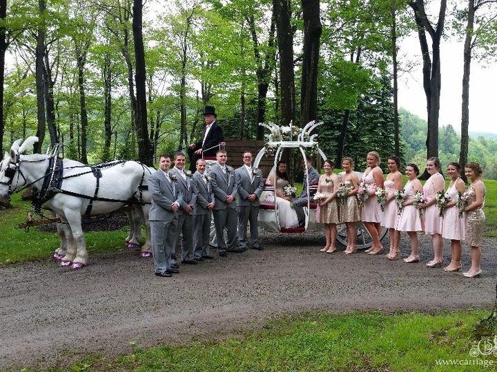 Tmx Cinderella Carriage 082 51 63825 V1 Wellsville, OH wedding transportation
