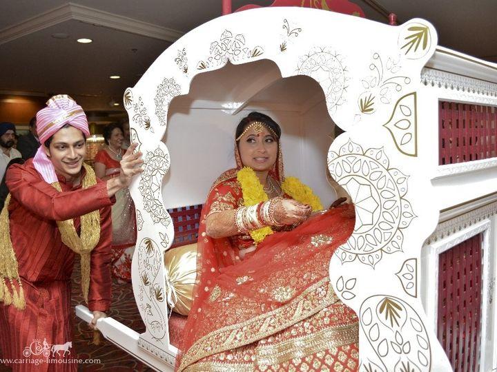 Tmx Indian Wedding Doli 013 51 63825 Wellsville, OH wedding transportation