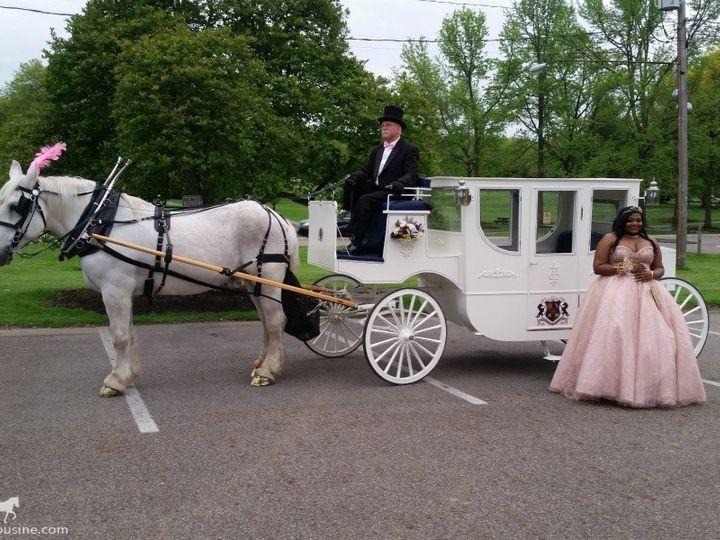 Tmx Royal Coach 083 51 63825 1565984357 Wellsville, OH wedding transportation