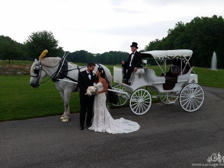 Tmx Victorian Carriage 074 51 63825 Wellsville, OH wedding transportation
