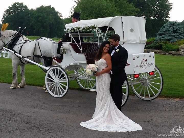 Tmx Victorian Carriage 075 51 63825 Wellsville, Ohio wedding transportation