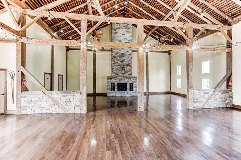 Inside Barn2