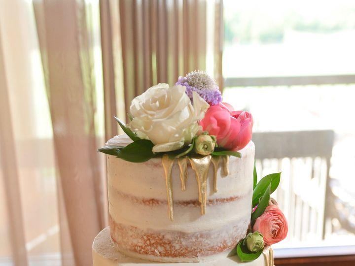 Tmx 1532746171 4990c0eb4b071740 1532746166 Db464fac6ee3ef8e 1532746153335 11 Naked Cake With F Dallas, TX wedding florist