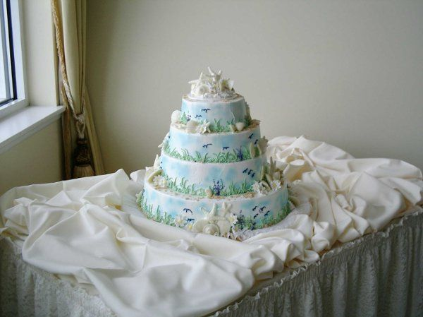 Tmx 1204668334507 Dawn002 Point Pleasant Beach wedding cake
