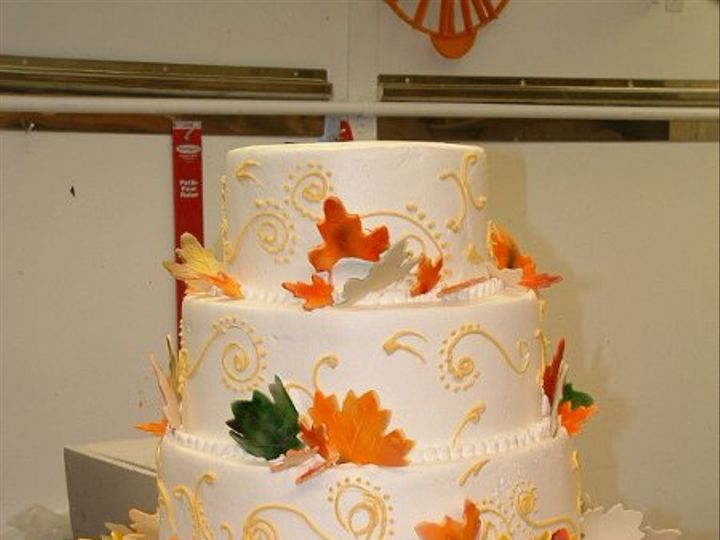 Tmx 1204668413945 Picture555 Point Pleasant Beach wedding cake