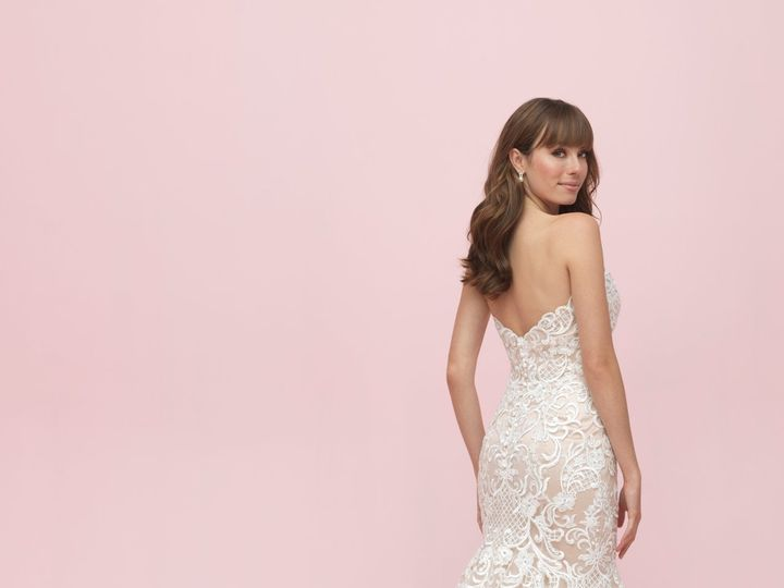 Tmx Allure 51 1025825 Oaklyn, NJ wedding dress