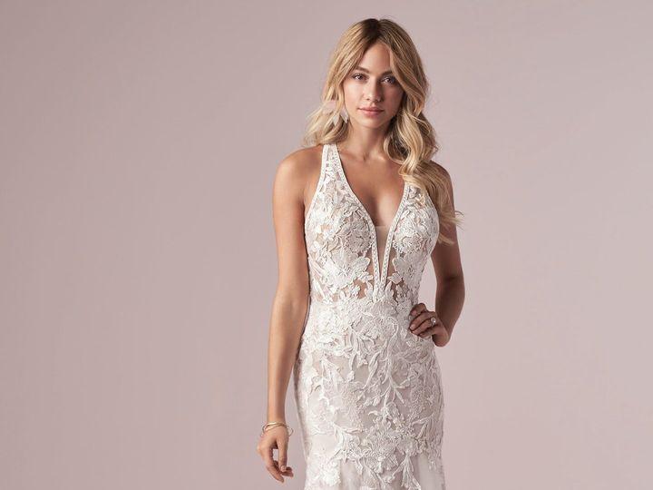 Tmx Rebecca Ingram Elizabetta 20rt726 Main Mv 51 1025825 160752218216845 Egg Harbor City, NJ wedding dress