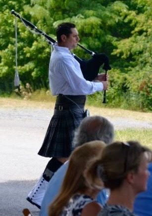 Bagpiper of Pittsburgh - David Scarborough