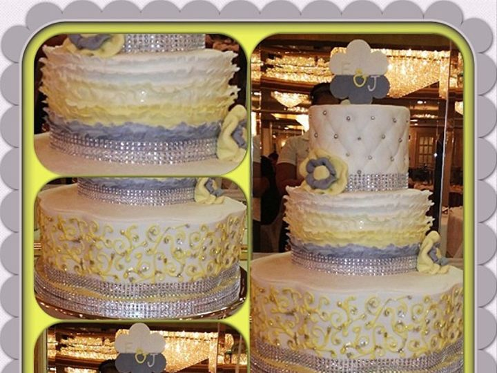 Tmx 1402958512240 Efb69c7cdc6b11e2bd8822000a9d0df87 Bronx wedding cake