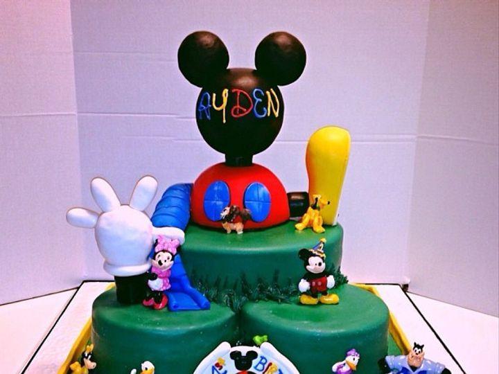 Tmx 1402958559060 1957d3cc031111e393d622000ae803b57 Bronx wedding cake