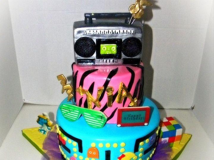 Tmx 1402958563087 E48bc40a403c11e38ab422000aa804308 Bronx wedding cake