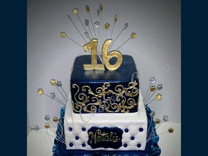 Tmx 1402958585201 1ecae2d2b3e111e3916412b00e4954bf8 Bronx wedding cake