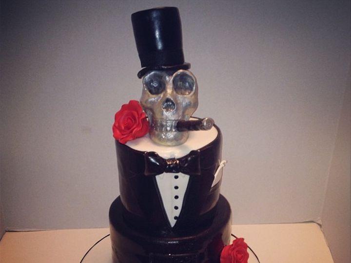 Tmx 1402958587285 F8a5e88ee6c911e2969322000a1fc6557 Bronx wedding cake