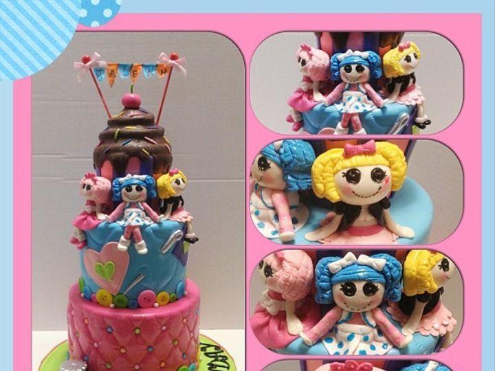 Tmx 1402958600534 03076df0d65011e2a4fb22000a1f97ec7 Bronx wedding cake