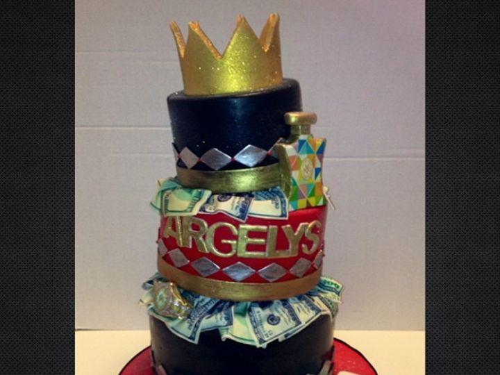 Tmx 1402958606925 97d55df8edce11e2bb6c22000ae90a367 Bronx wedding cake