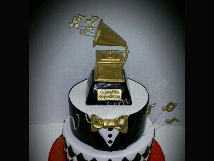 Tmx 1402958613460 7c2247d08c4b11e381121247655746978 Bronx wedding cake