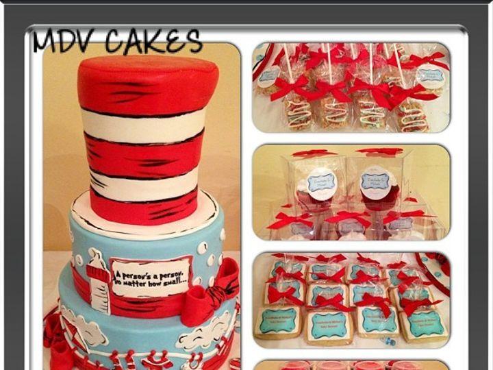 Tmx 1402958619593 E0cf27cc207911e3816522000a9e48f97 Bronx wedding cake