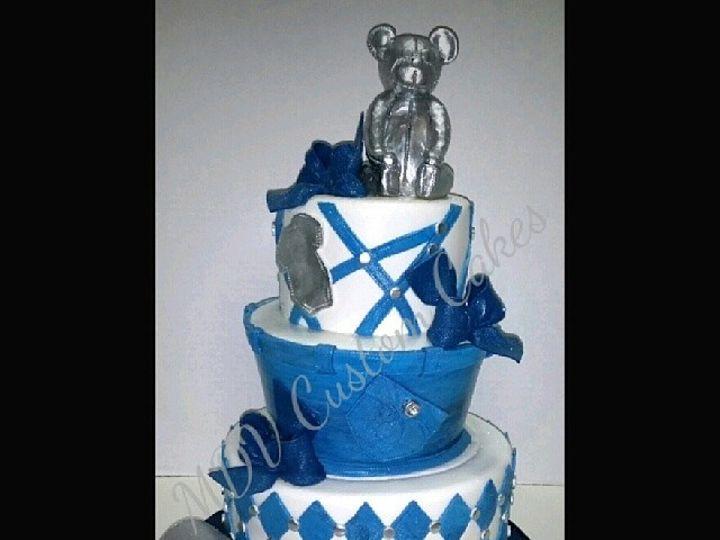 Tmx 1402958628166 064a7c84baff11e39a9912e7a1c8e8c38 Bronx wedding cake
